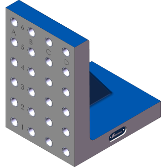 AMR-S0812-10-62 Angle Plate Fixtures
