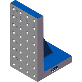 AMR-S0816-10-50 Angle Plate Fixtures