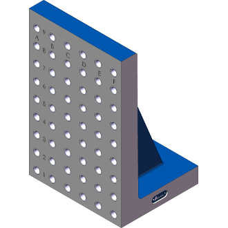 AMR-S1219-10-62 Angle Plate Fixtures