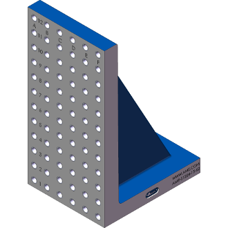 AMR-S1224-15-62 Angle Plate Fixtures