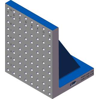 AMR-S1620-14-50 Angle Plate Fixtures