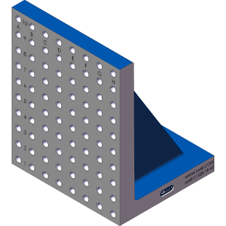 AMR-S1620-14-62 Angle Plate Fixtures