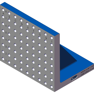 AMR-S1816-13-62 Angle Plate Fixtures