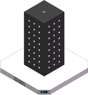 AMRE-C080820-20 Cube Tombstones
