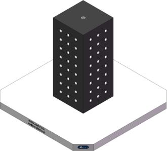 AMRE-C080820-25 Cube Tombstones