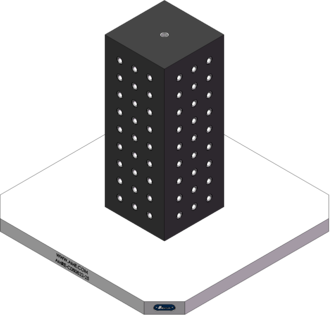 AMRE-C080822-25 Cube Tombstones