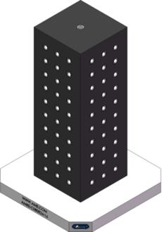 AMRE-C080824-16 Cube Tombstones
