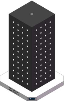 AMRE-C101026-16 Cube Tombstones