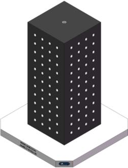 AMRE-C101026-20 Cube Tombstones