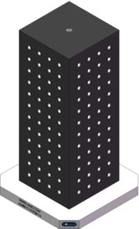 AMRE-C101028-16 Cube Tombstones