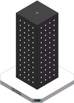 AMRE-C101028-20 Cube Tombstones