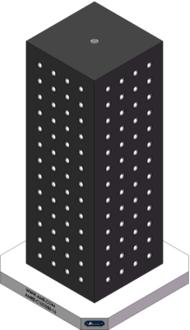 AMRE-C101030-16 Cube Tombstones