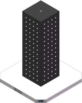 AMRE-C101032-25 Cube Tombstones