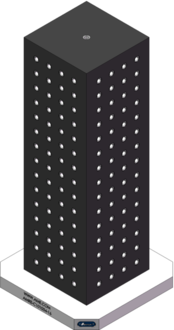 AMRE-C101034-16 Cube Tombstones