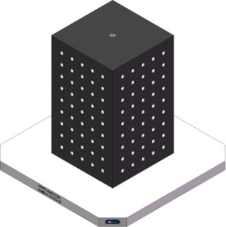 AMRE-C121222-25 Cube Tombstones