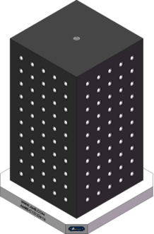 AMRE-C121224-16 Cube Tombstones
