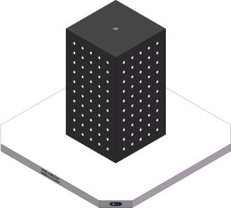 AMRE-C121224-32 Cube Tombstones