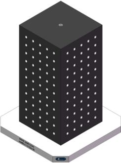 AMRE-C121226-20 Cube Tombstones