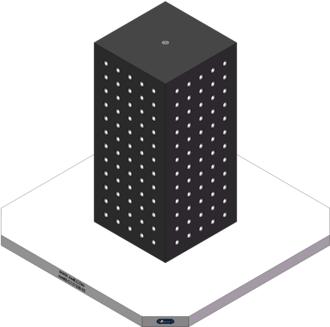 AMRE-C121228-32 Cube Tombstones