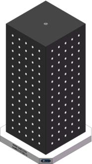 AMRE-C121230-16 Cube Tombstones