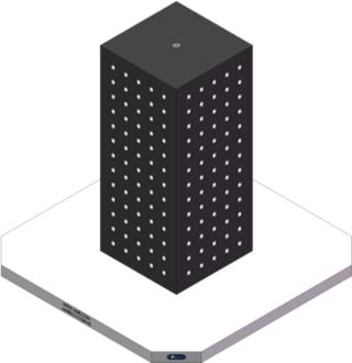 AMRE-C121230-32 Cube Tombstones