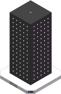 AMRE-C121232-20 Cube Tombstones