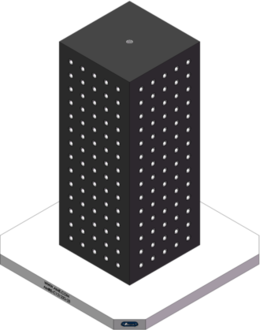 AMRE-C121232-25 Cube Tombstones