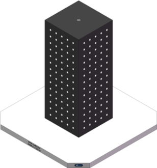 AMRE-C121232-32 Cube Tombstones