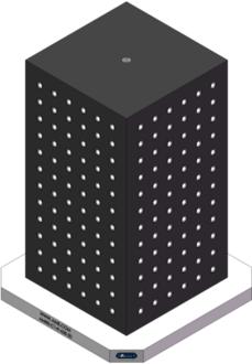AMRE-C141428-20 Cube Tombstones