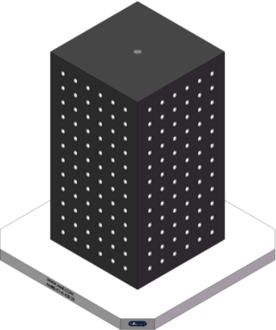 AMRE-C141428-25 Cube Tombstones