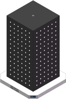 AMRE-C141430-20 Cube Tombstones
