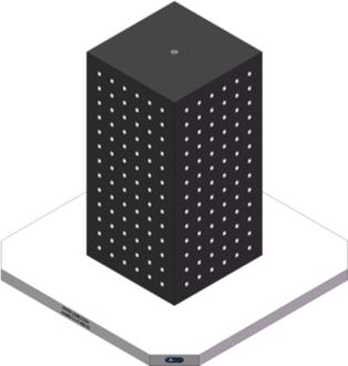 AMRE-C141430-32 Cube Tombstones