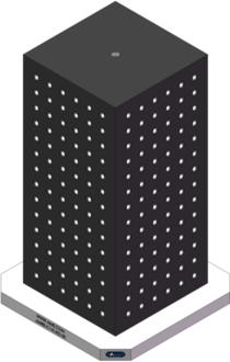 AMRE-C141432-20 Cube Tombstones