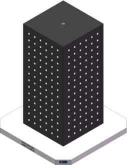 AMRE-C141432-25 Cube Tombstones