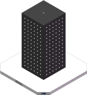AMRE-C141432-32 Cube Tombstones