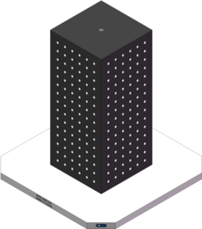 AMRE-C141434-32 Cube Tombstones