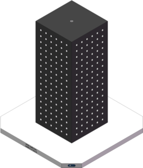 AMRE-C141436-32 Cube Tombstones