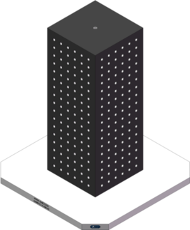 AMRE-C141438-32 Cube Tombstones
