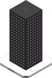 AMRE-C141440-25 Cube Tombstones