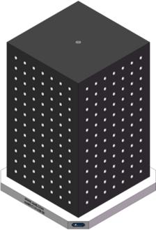 AMRE-C161628-20 Cube Tombstones