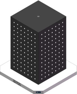 AMRE-C161628-25 Cube Tombstones