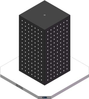 AMRE-C161632-32 Cube Tombstones