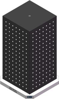 AMRE-C161634-20 Cube Tombstones