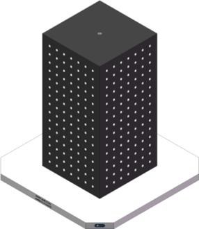 AMRE-C161634-32 Cube Tombstones