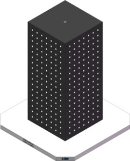 AMRE-C161638-32 Cube Tombstones