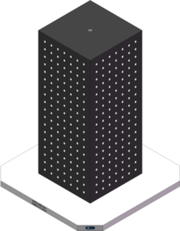 AMRE-C161640-32 Cube Tombstones