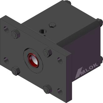 rli-100025-cmf1 RLI Pneumatic - ISO 6431