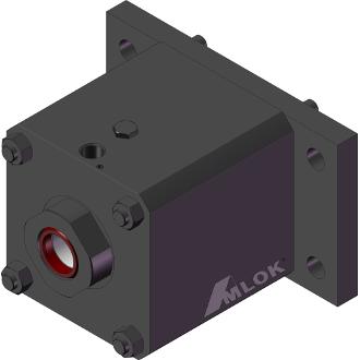 rli-100025-smf2 RLI Pneumatic - ISO 6431