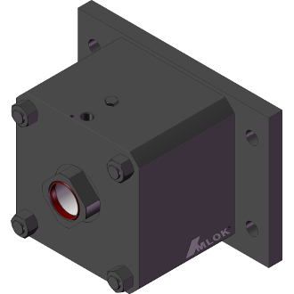 rli-160040-smf2 RLI Pneumatic - ISO 6431