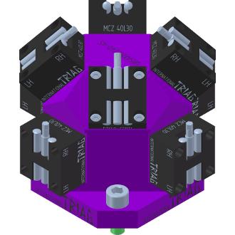 UB5AXMCZ40-45 Tricentro